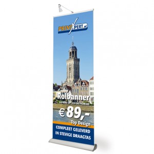 85cm Rolbanner Top Design